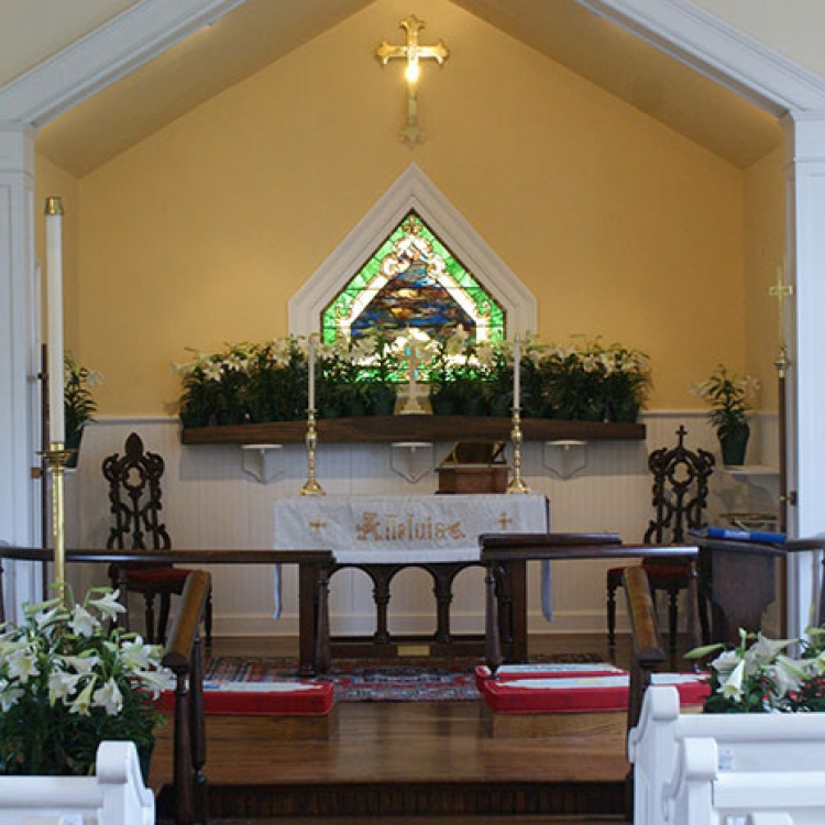 Grace Episcopal Church altar