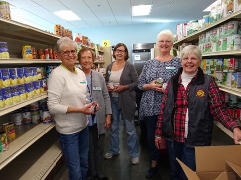 Women at Goochland Cares
